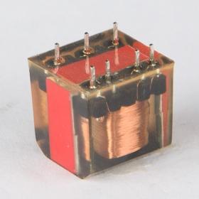 脉冲变压器EE13灌封型